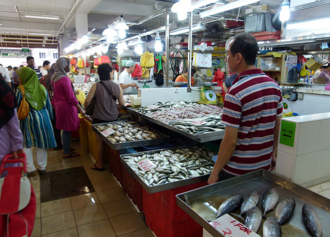 Markethopper Geylang Serai Market Food Centre